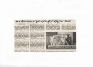 Araba Desmilitarizatu