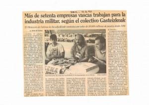 Dosier Eutsi 1993 Deia