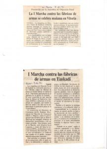 I Marcha a EXPAL (1991)