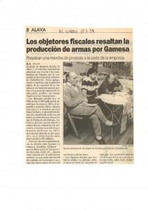 Marcha a Gamesa 1994