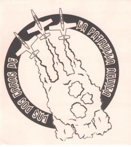 Patrulla Aguila (pegatina)