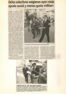 Plataforma G.Sociales G. Militares 1997-98