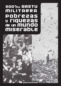 Pobrezas y riquezas de un mundo miserable