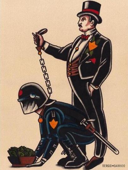 policia-capitalismo